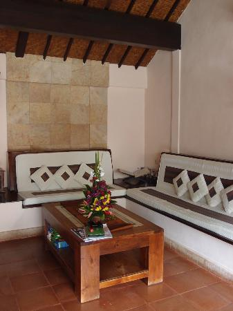 Dyana Villas: Lounge Area