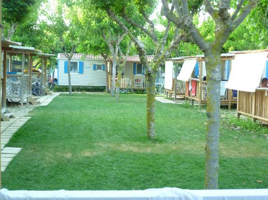 Rivanuova Camping Village: mobilhome Alpitour zona tranquilla!!!