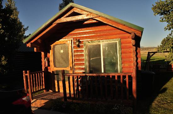 Bryce Canyon Country Cabins : Our cabin
