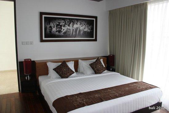 Jay's Villa Umalas: room