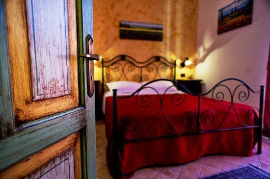 Cinqueporte : Camera da letto