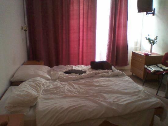 Hotel Turist : the dirty room