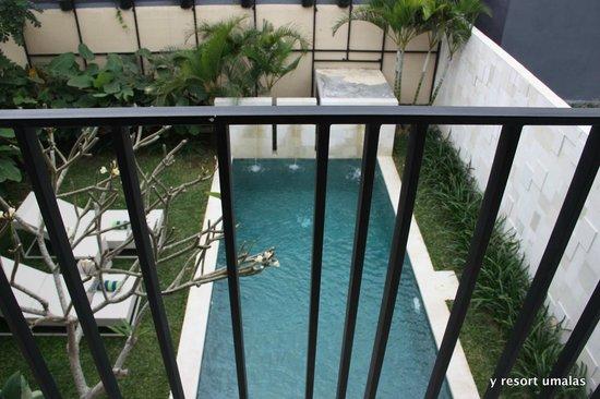 Jay's Villa Umalas: pool suites