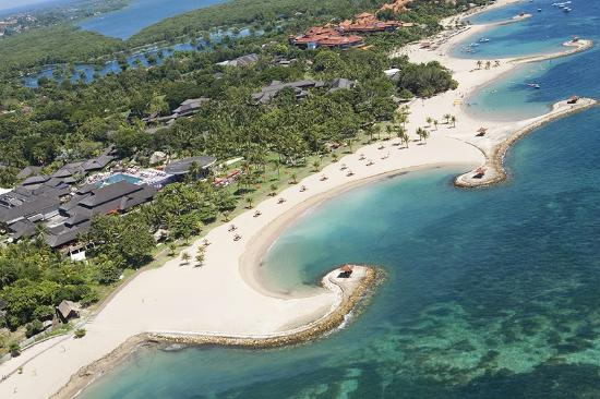 Club Med Bali: Aerial View