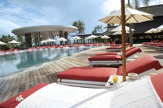 Club Med Bali : Swimming Pool