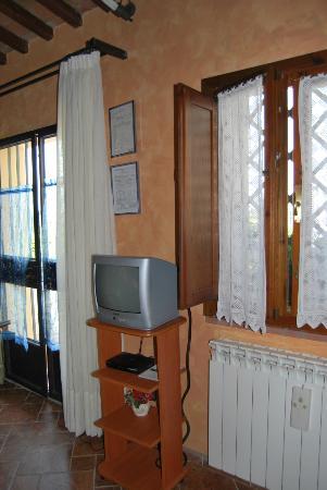 Agriturismo Torre Prima: Interior Apto. La Cantina