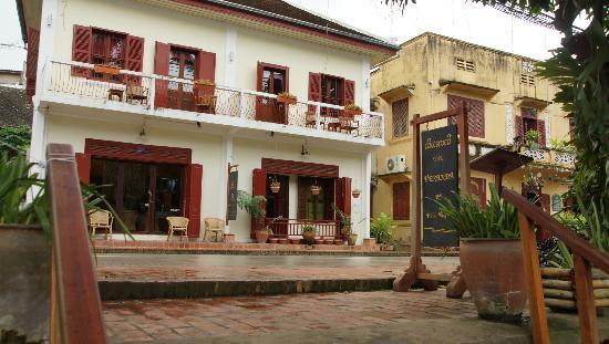 Villa Nagara: hotel façade