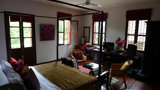 Villa Nagara: our charming suite