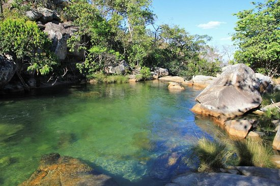 Ecos do Silêncio: traumhafte Wasserbecken