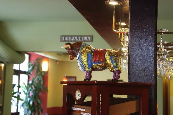 Espanola - Restaurante & Tapas Bar: Interier