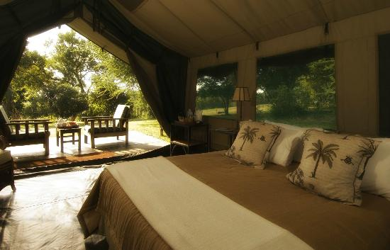 Victoria Falls Rest Camp & Lodges: Tented Accommodation