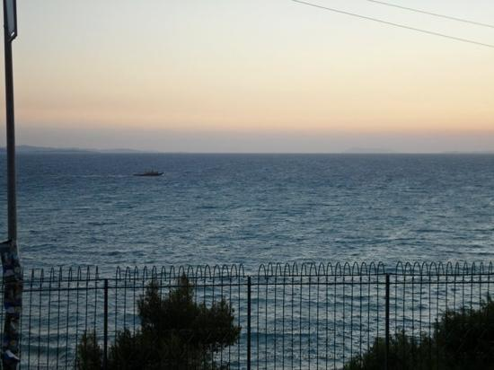 Resort Hotel Mario: the sea from the hotel