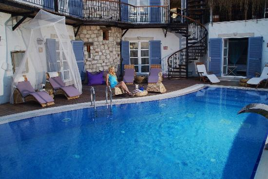 Chigdem Hotel: relaxation