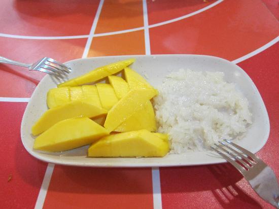 Platinum Fashion Mall: Highlight! Mango Sticky Rice~ Must Try!
