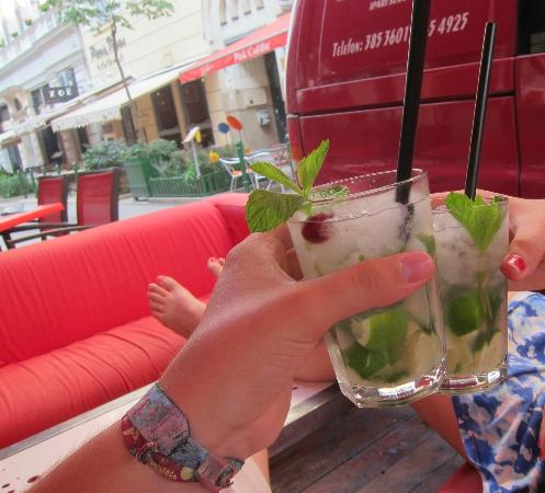 iF Cafe: Lekkere Mojito