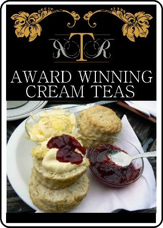 Anastasia's Russian Tea Room: Enjoy an Award winning scone with us.