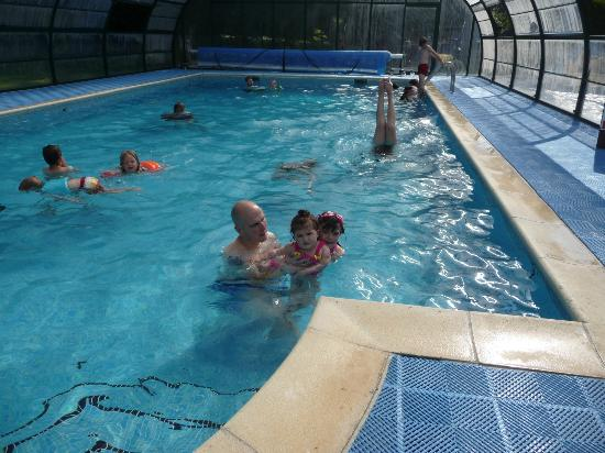 The Pool At Riverside Picture Of Riverside Holiday Park Newquay Tripadvisor