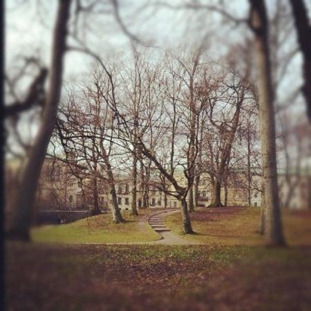 Horticultural Gardens (Tradgardsforeningen) : nice park!!