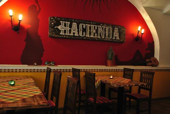 Hacienda Mexican Bar & Restaurant: Hacienda