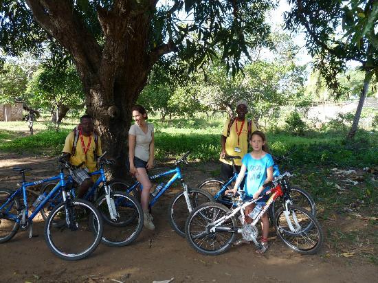 Diani Bikes: Diani bike circuit village