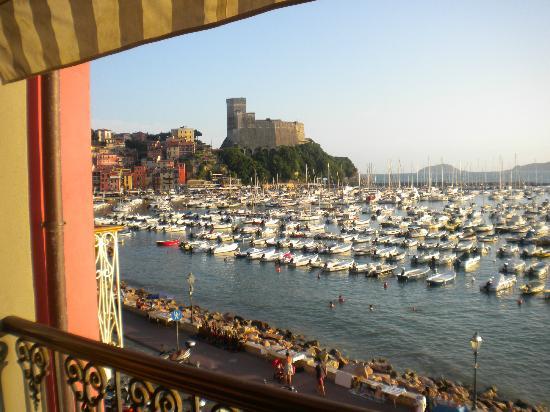 Le 500 E Passa Barche - Picture Of Hotel Shelley Delle Palme  Lerici