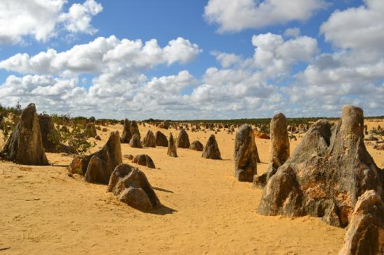 Cervantes, Australia: The Pinnacles