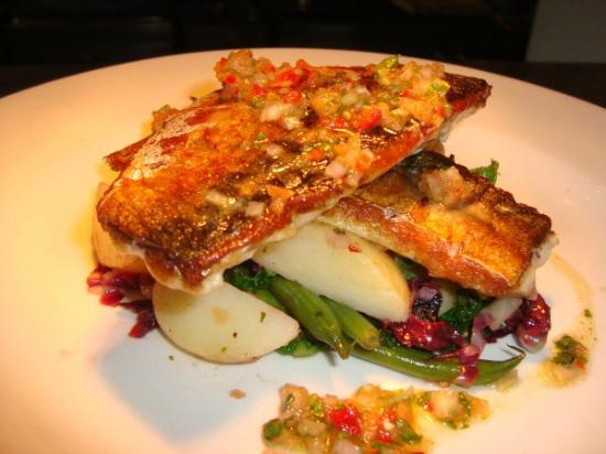 The Bowler Pub and Kitchen : Pan-Fried Mackeral