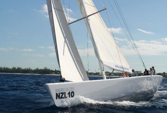 Sail Nassau