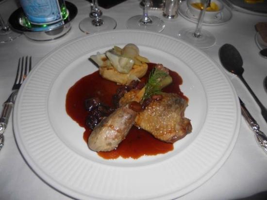 Le Gavroche: Guinea Fowl