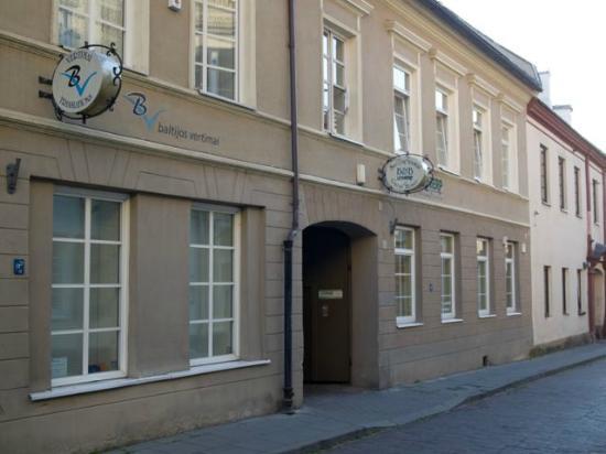 LITiNTERP Guest House: Eingangsbereich des Hostels Litinterp