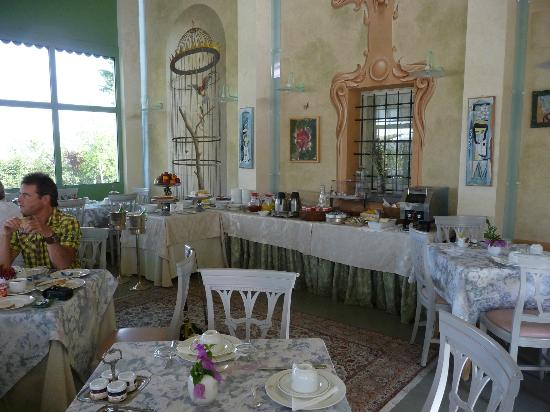 Russi, Italia: Restaurant