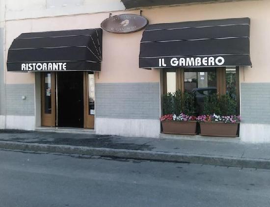 Il Gambero: entrata