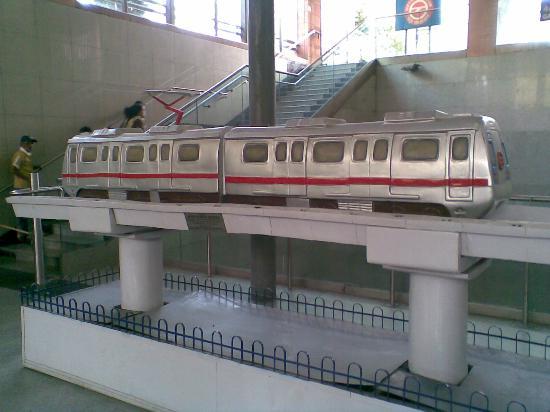 Delhi Metro Museum