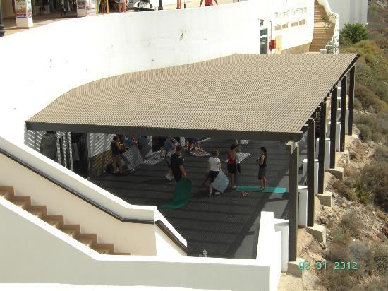 TUI MAGIC LIFE Fuerteventura: The gym/exercise class
