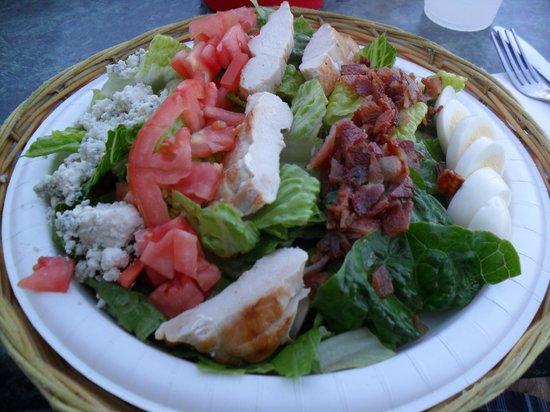 Splash: Cobb Salad