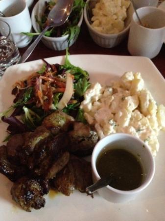 Lapa Brazilian Restaurant: Lamb Rump
