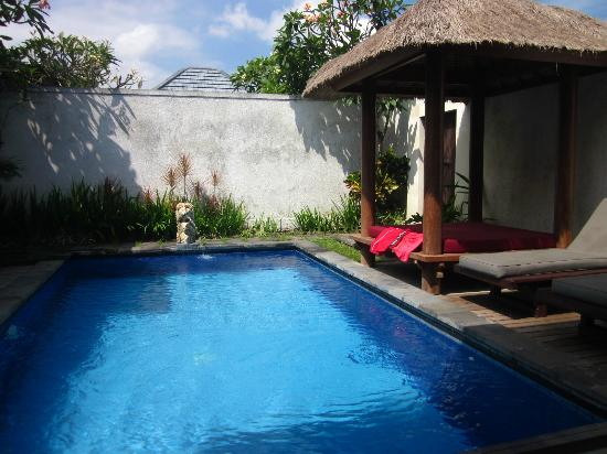 Grand La Villais Villa and Spa Seminyak: Private Pool