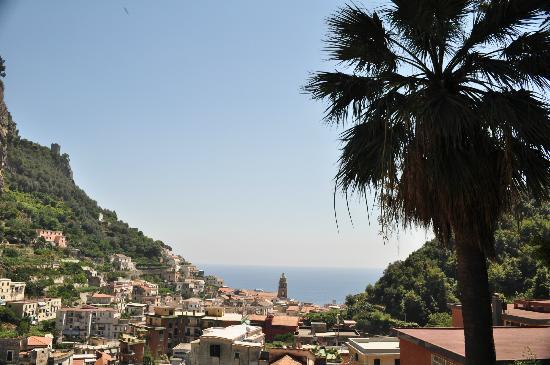Hotel Villa Annalara: Panorama Terrazza (colazione all'aperto)