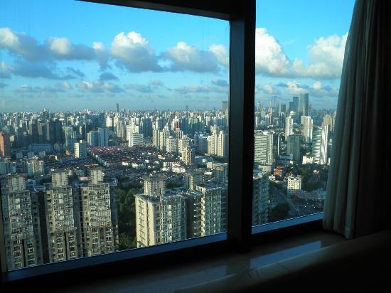 Renaissance Shanghai Zhongshan Park Hotel: View from room