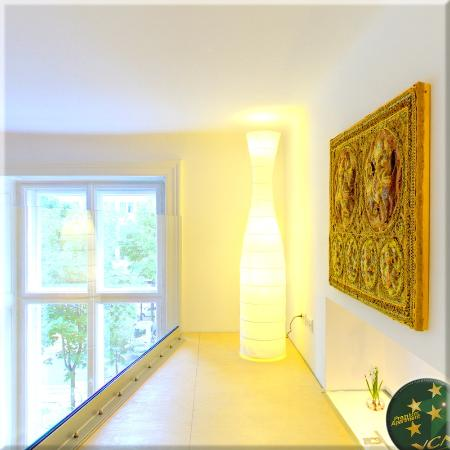 VCA Vienna City Apartments: Queen Apartment N°2, Loft Area with Ring View