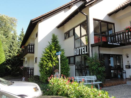 Hotel Haefner: Aussenansicht