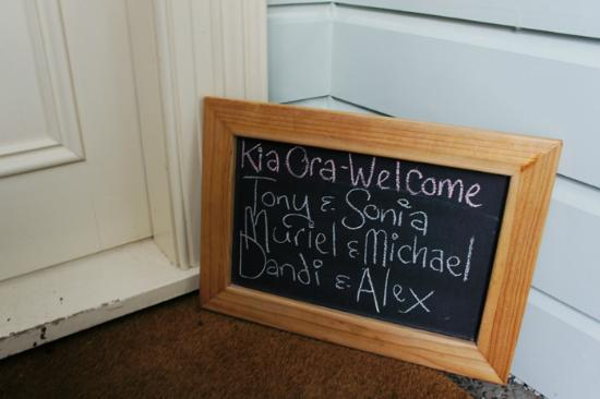 Sunderland House: Welcome message