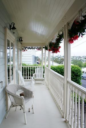Sunderland House: Balcony