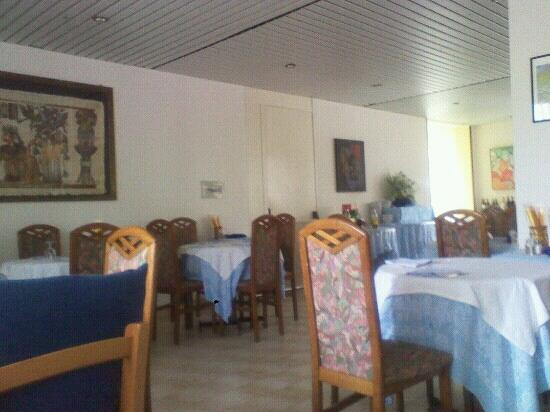 Park Hotel Bertha: sala da pranzo