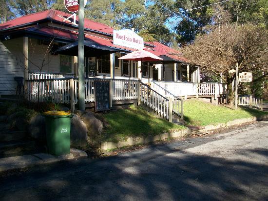 Warburton, Avustralya: A true country hotel