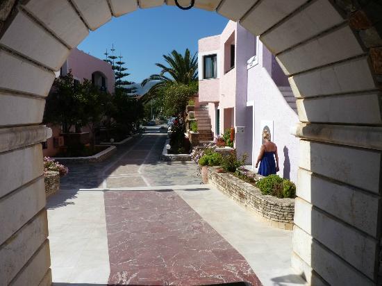 Eden Village Kournas: il villaggio di kournas