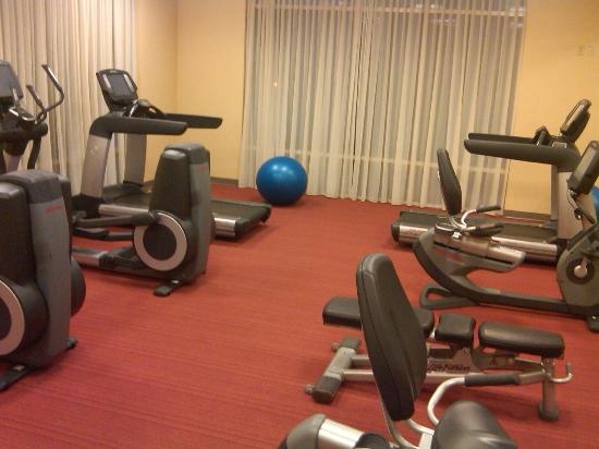 Hyatt Place Salt Lake City - Downtown: Fitness Room