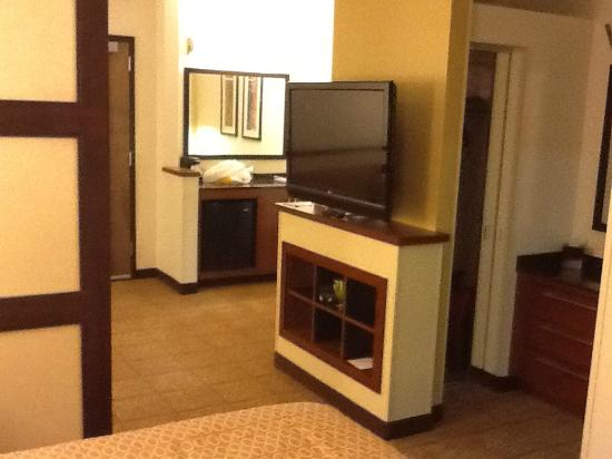 Hyatt Place Salt Lake City - Downtown : TV