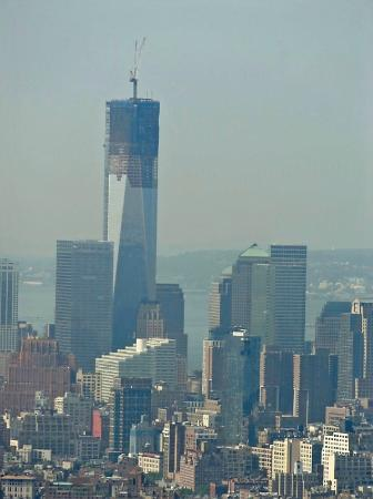Decks: Freedom Tower Observation Deck