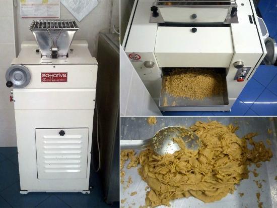"""Gelateria Verona: la nostra """"Raffy""""... la raffinatrice per preparare le paste"""